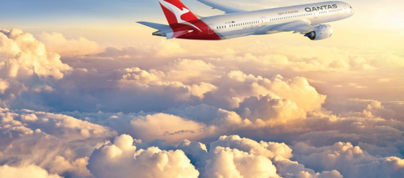QANTAS NEW KANGAROO ROUTE ON SALE