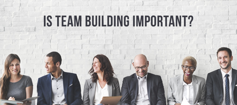 Why is Team Building Important?